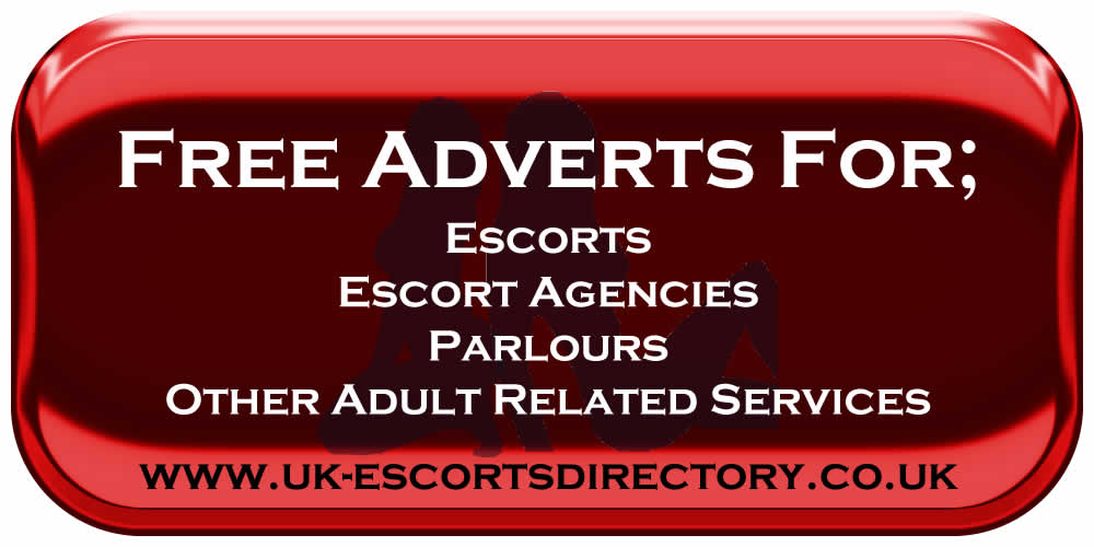 Free Adverts & Promotion for UK Escorts