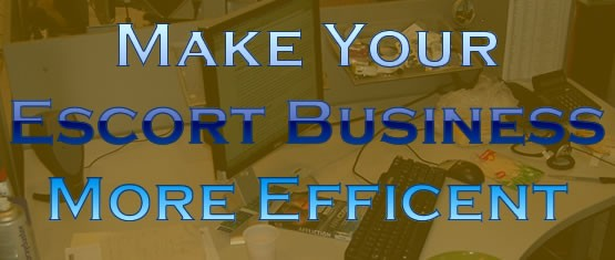 Make Escort Business Efficient